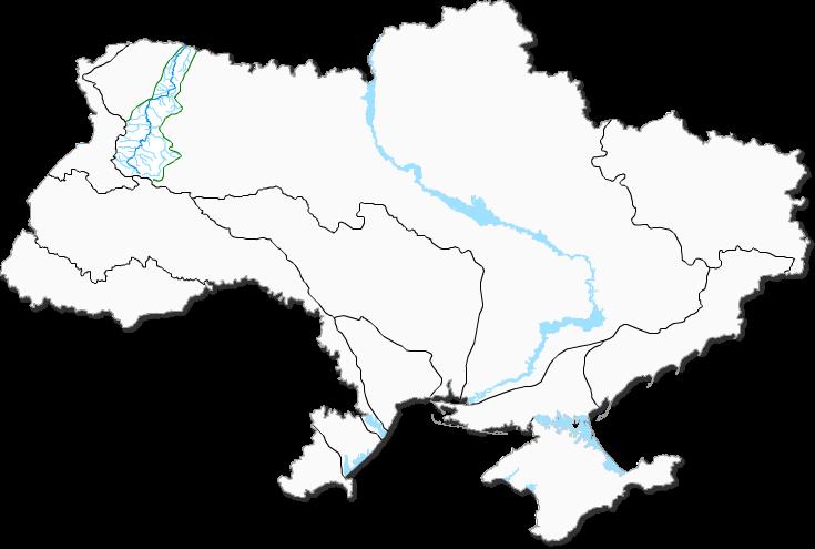 Басейн річки Стир